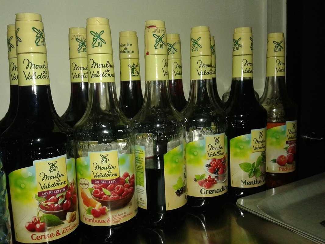 natural syrup