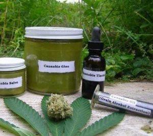 Marijuana-tinctures